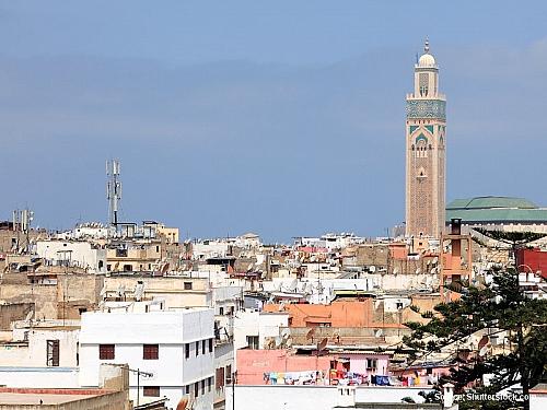 Casablanca: původní město mafiánů (Maroko)