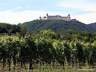 Wachau - malebné údolí Dunaje (Rakousko)