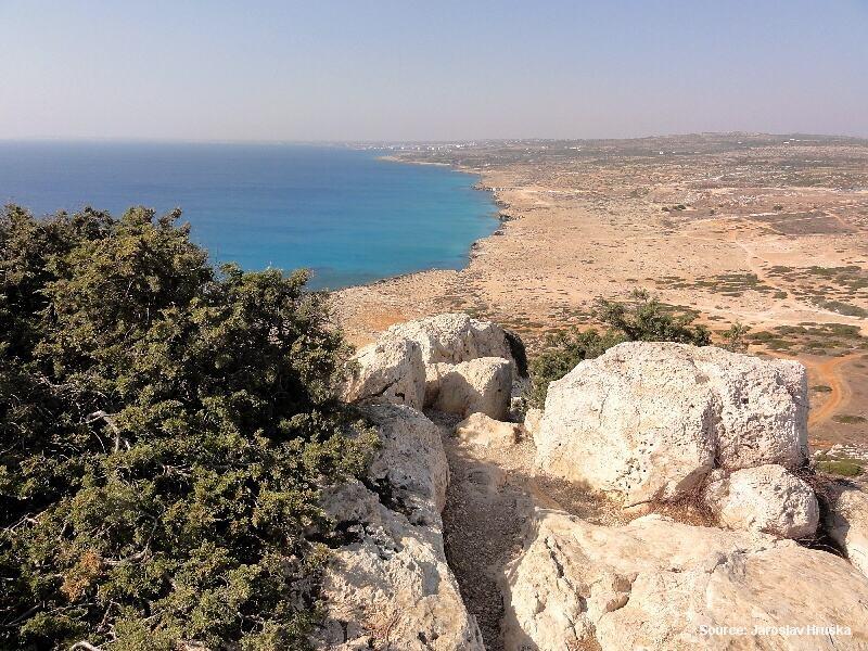 Zeměpisné podmínky a počasí na Kypru