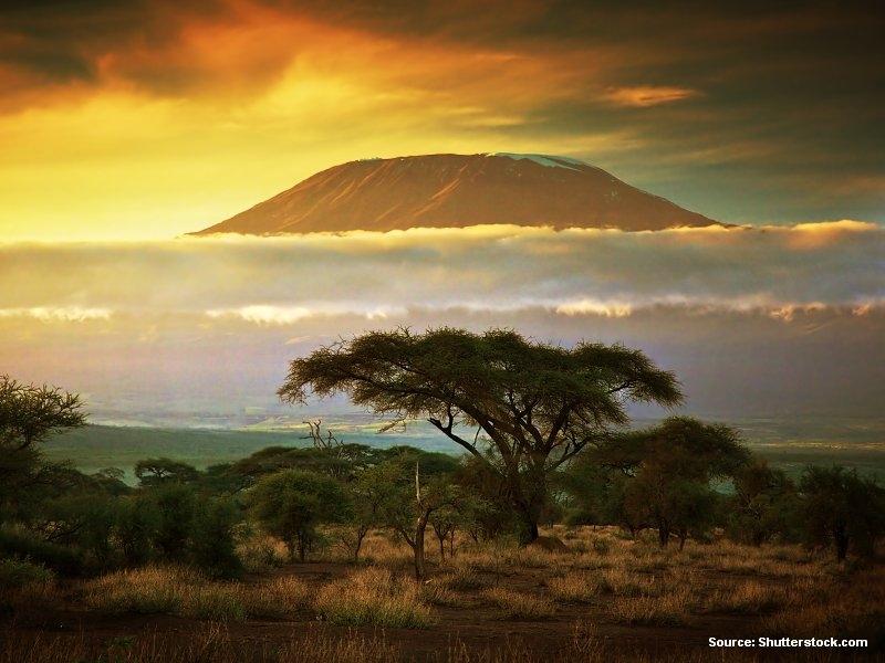 Cestou necestou Keňskou krajinou