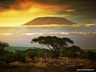 Cestou necestou Keňskou krajinou (Keňa)