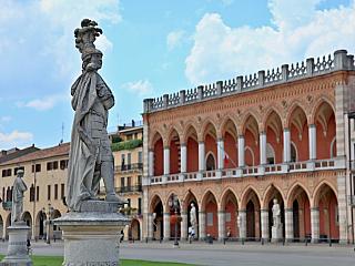 Padova - starobylé město na severu Itálie (Itálie)
