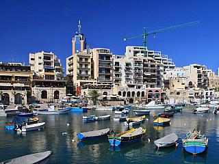 Zadáno pro pařmeny: Letovisko St. Julians (Malta)