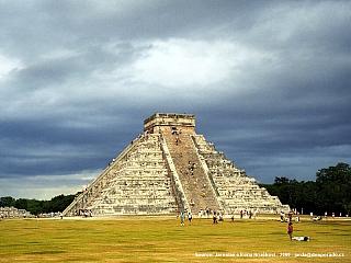 Chichén Itzá – úžasná památka civilizace Mayů (Mexiko)