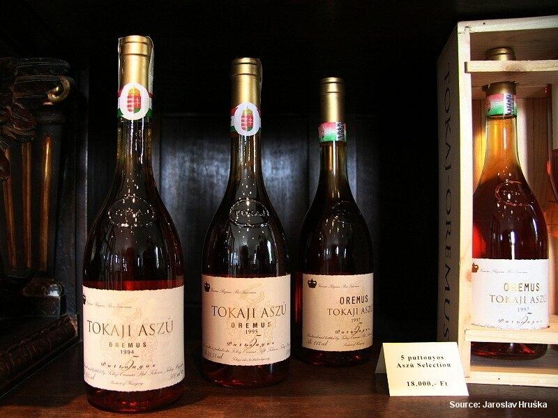 Tokajská vinařská oblast