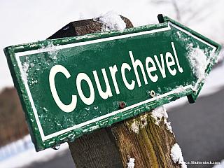 Zvláštní letiště v Courchevel (Francie)