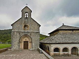 Roncesvalles je významné poutní místo (Španělsko)