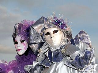 Benátky a karneval (Itálie)