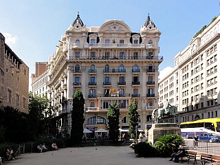 Barcelona - perla Katalánska (Španělsko)