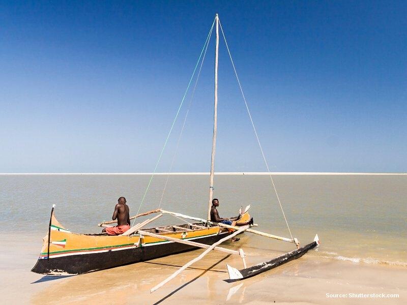Madagaskar: červený ostrov s rybářskými vesničkami