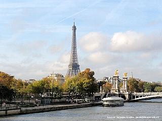 Paříž - nádhera nad Seinou (Francie)
