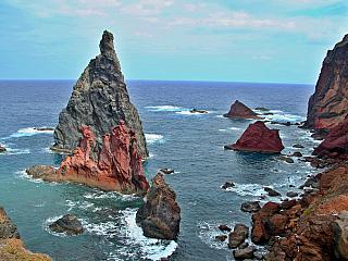Ponta de São Lourenço - jako na konci světa (Portugalsko)