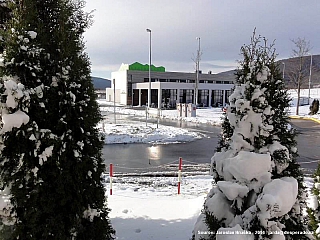 Fotogalerie Chorvatsko pod sněhem (Chorvatsko)