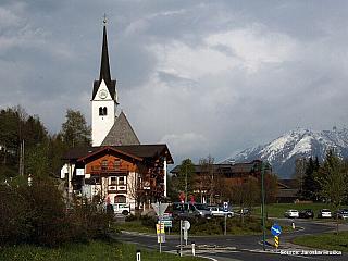 Salcbursko nejsou jen památky, ale i divoká příroda (Rakousko)