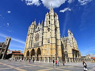 León, centrum stejnojmenné provincie León (Španělsko)