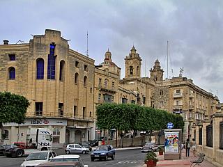 Cospicua – největší část trojměstí Cottonera (Malta)