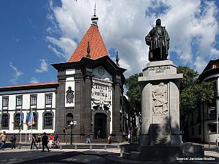 Slavné osobnosti a Madeira (Portugalsko)
