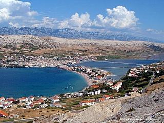 Nevšední dovolená na ostrově Pag přináší spoustu netradičních zážitků (Chorvatsko)