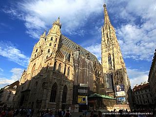 Vídeň - rakouská metropole (Rakousko)