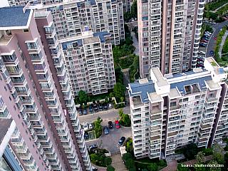 Stěžujete si na bydlení? Podívejte se jak žijí v Číně.
