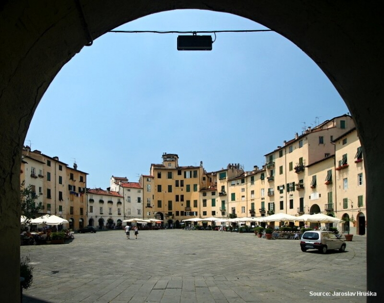 Lucca (Itálie)