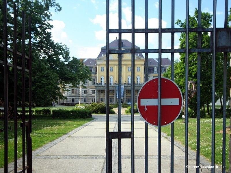 Körmend - maďarské město čápů