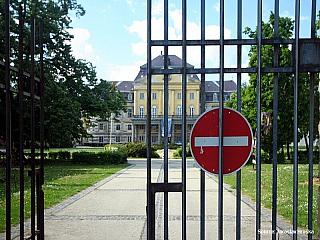 Körmend - maďarské město čápů (Maďarsko)