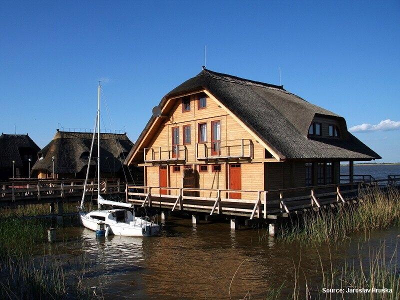 Národní park Fertö-Hanság