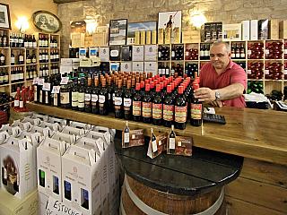 Logroňo, centrum vinařské provincie La Rioja (Španělsko)