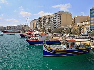 Výlet lodí Captain Morgan – jiný pohled na Maltu (Malta)