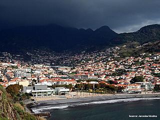 Machico - první osídlení na Madeiře (Portugalsko)