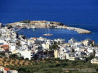 Chersonissos - oblíbené letovisko na Krétě (Řecko)