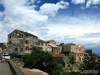 San Nicolao - oblast pro milovníky moře (Francie)