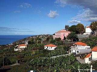 Ponta do Sol - místo plné slunce (Portugalsko)