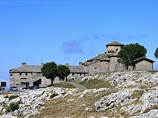 Santuario de San Miguel de Aralar (Španělsko)