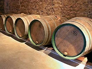 Haro - vinařství Cvne (Španělsko)
