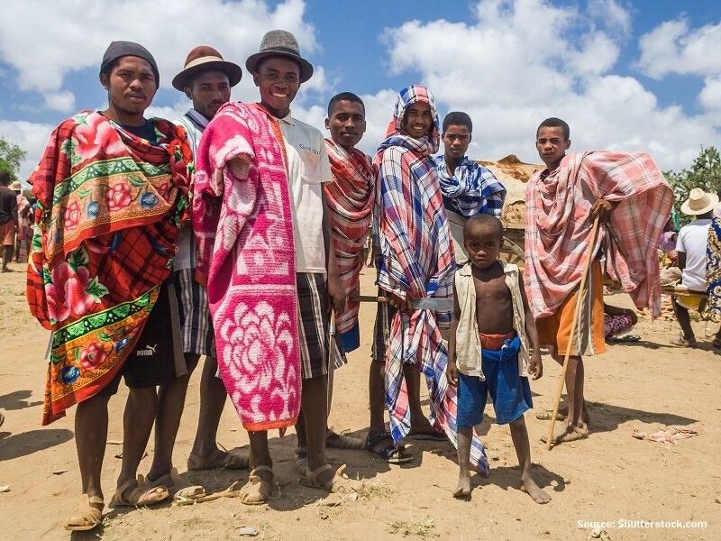 Na Madagaskaru je strava založená na rýži