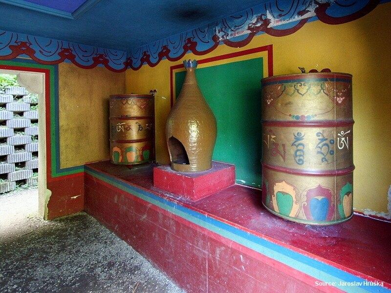 Hüttenberg a film Sedm let v Tibetu