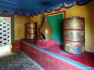 Hüttenberg a film Sedm let v Tibetu (Rakousko)