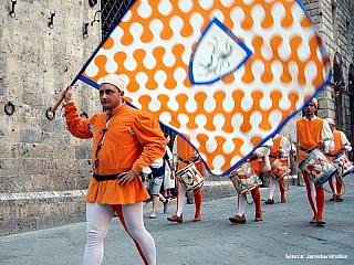 Toskánská Siena je mnohem více než jen mramorová radnice (Itálie)