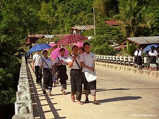 Laos – Zeměpis a podnebí (Laos)
