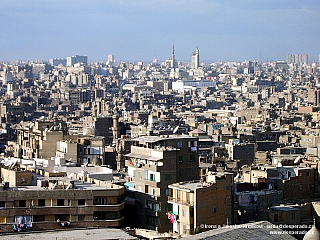 Velká Káhira má víc obyvatel než celá naše republika (Egypt)