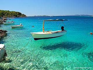 Ostrov Brač (Chorvatsko)