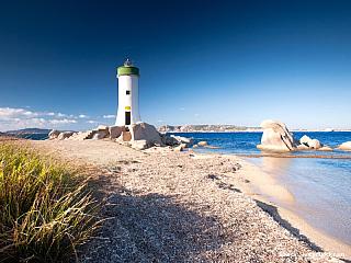Sardinie - tip pro přímořské tuláky (Itálie)