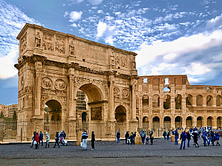 Řím - věčné město (Itálie)