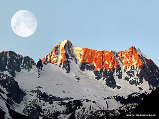 Pressanela - Alpy, oblast Trentino (Itálie)
