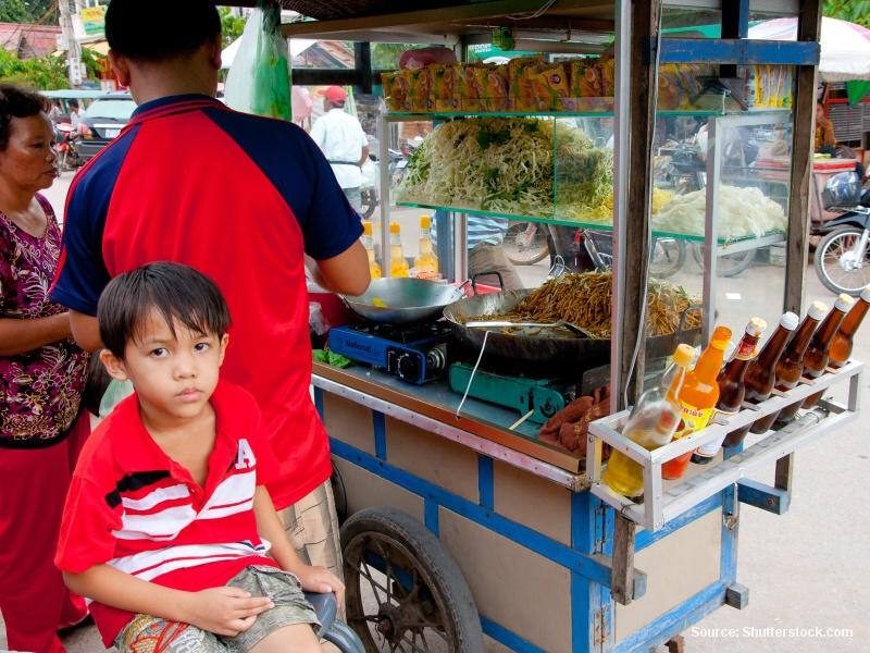 Kudy kam - Siem Reap