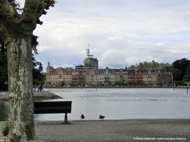 Bodamské jezero - skvost mezi evropskou pevninou