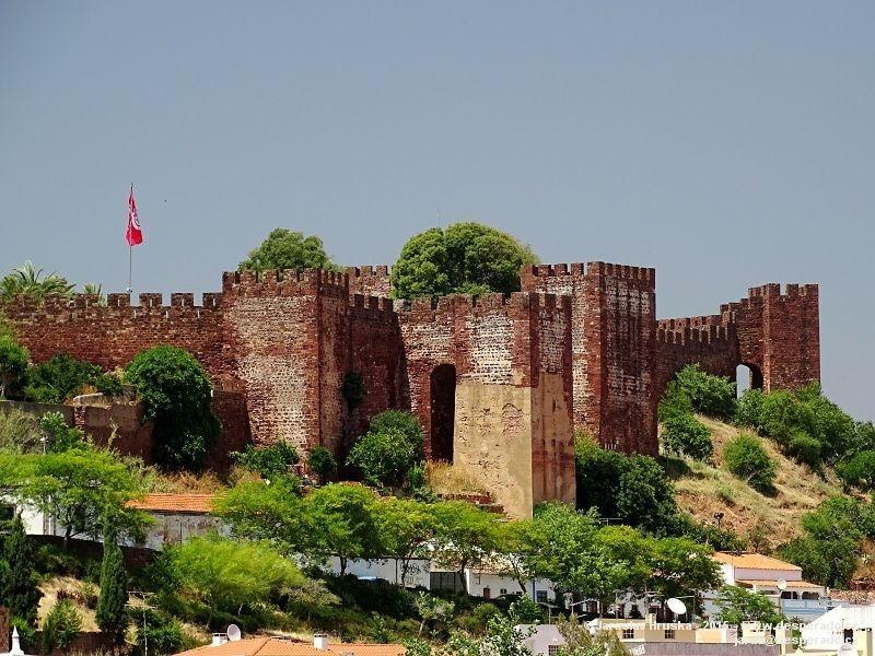 Silves – město s mohutným hradem