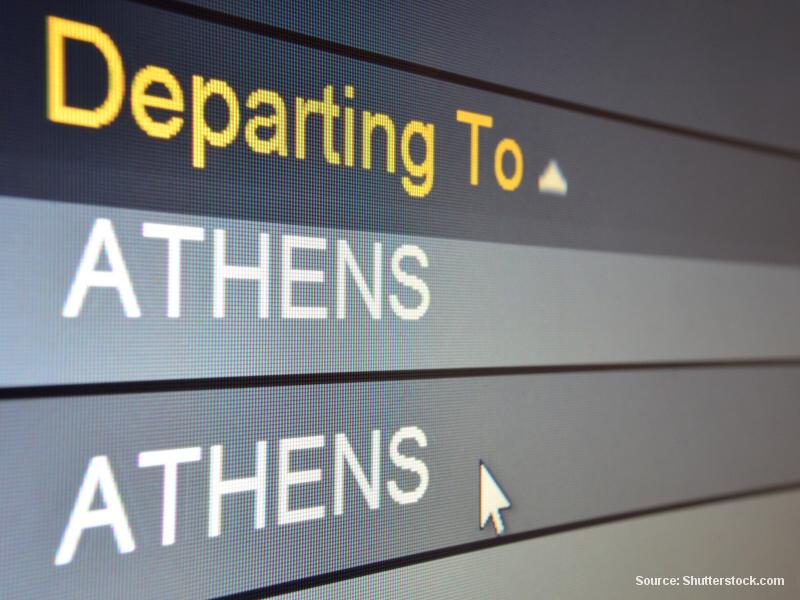 Doprava do Řecka